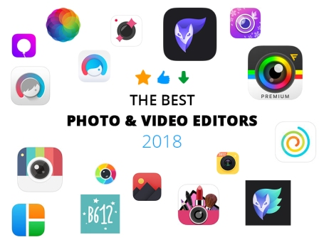 the-best-photo-video-editors-2018